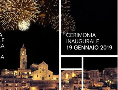 Matera 2019: presentato l'intero programma culturale