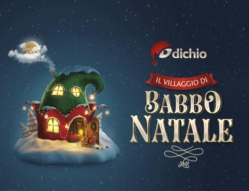 VILLAGGIO DI BABBO NATALE 2018